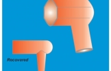 Heatshrink insulating right angle boots