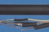 Low voltage heatshrink