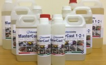 Master Cast Clear Epoxy Resin